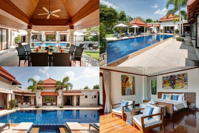 Palm Sung Villa Phuket