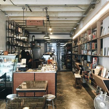 ร้านกาแฟ ภูเก็ต บรรยากาศดี