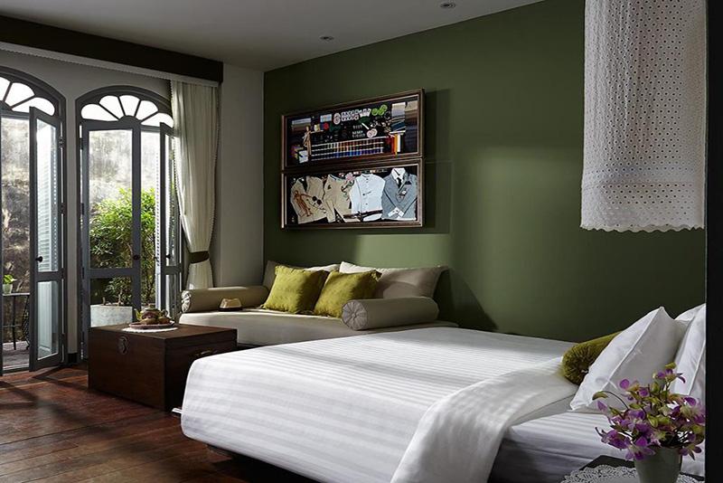 โรงแรมในเมืองภูเก็ต
